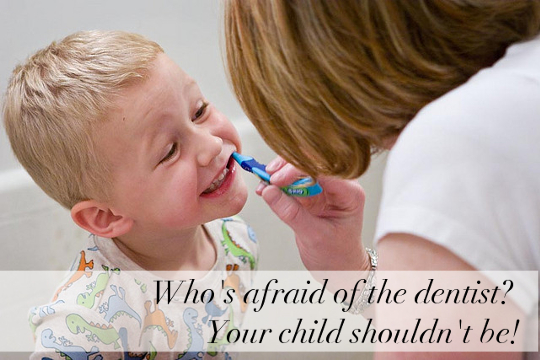 Tips for Helping your child to love the dentist Blog Post Header Image Warshauer & Santamaria Back Bay Boston Dentists