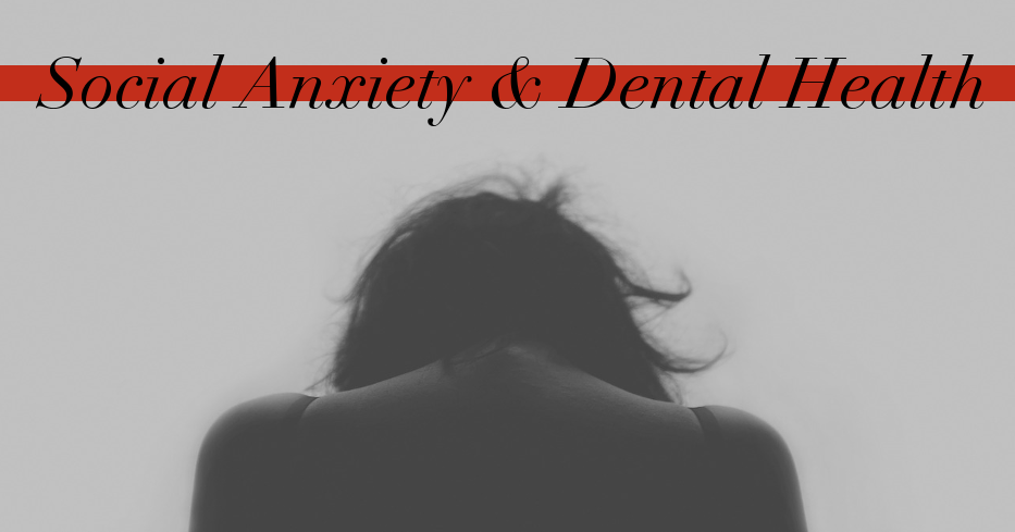 Social Anxiety and it's effect on dental health blog post header image warshauer and santamaria boston dentists